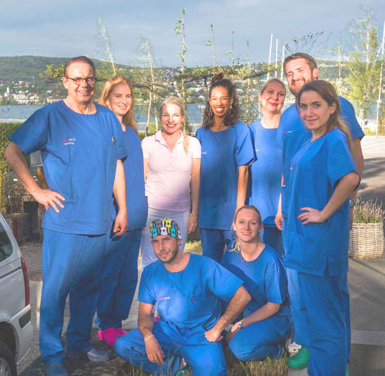 Team angioclinic Zürich